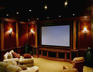home theater install home theater structured wirng install - Home Theatre Design